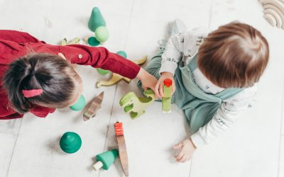 Five Tips for Stress Free Toddler Activities